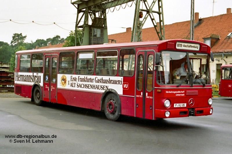 bahnbusse und regionalbusse verkehrsgesellschaft mbh untermain vu. Black Bedroom Furniture Sets. Home Design Ideas